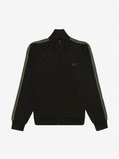 Fred Perry Taped Basics Jacket