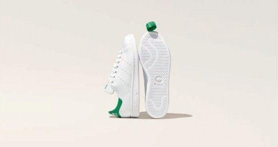 Stan Smith, iconic and now sustainable