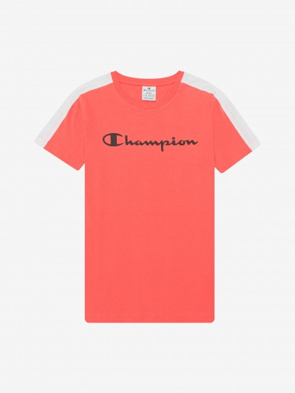 Champion Taped Block T-shirt