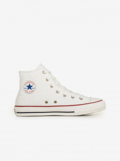 Converse Chuck Taylor All Star High Top Love Ceremony Sneakers