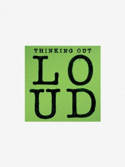 Disco de Vinilo Ed Sheeran - Thinking Out Loud