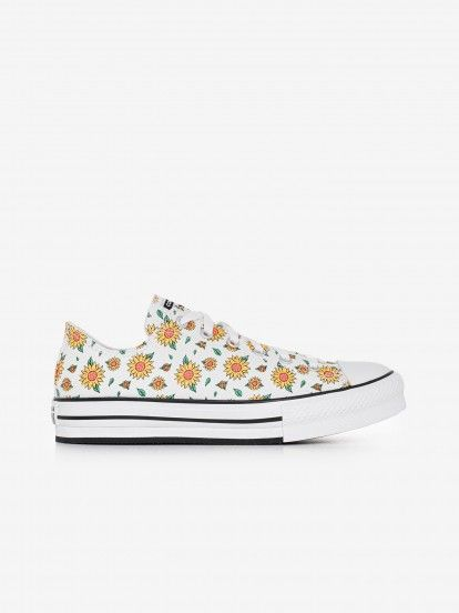 Sapatilhas Converse Chuck Taylor All Star Low Top Sunflower