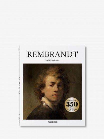 Livro Michael Bockemuhl - Rembrandt