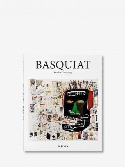 Leonhard Emmerling - Basquiat Book