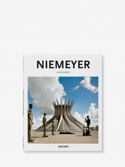 Philip Jodidio - Niemeyer Book