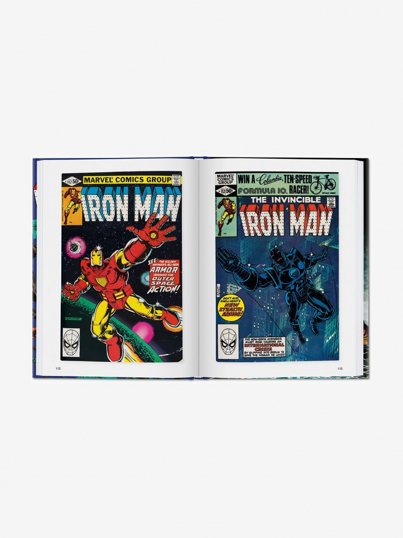 Roy Thomas - The Little Book of Iron Man Book