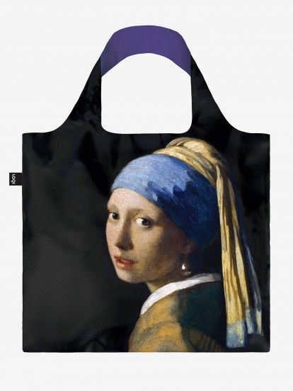 Saco Loqi Johannes Vermeer Girl With A Pearl Earring