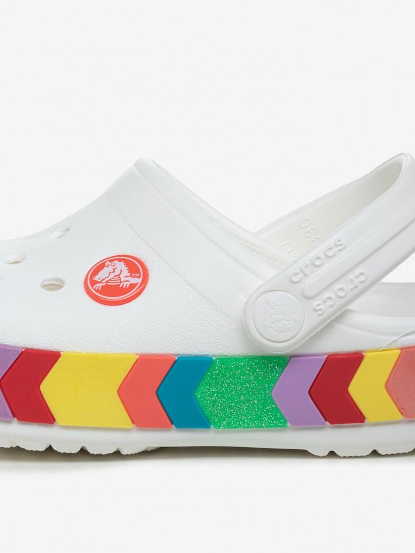 Sandálias Crocs Crocband Chevron
