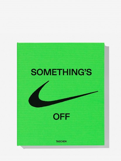 Libro Virgil Abloh - Nike Something´s Off