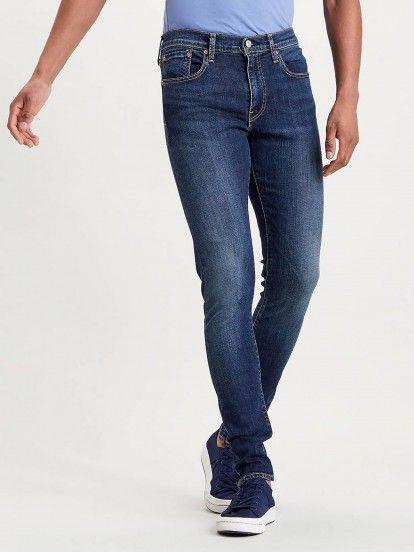 Levis Skinny Taper Trousers