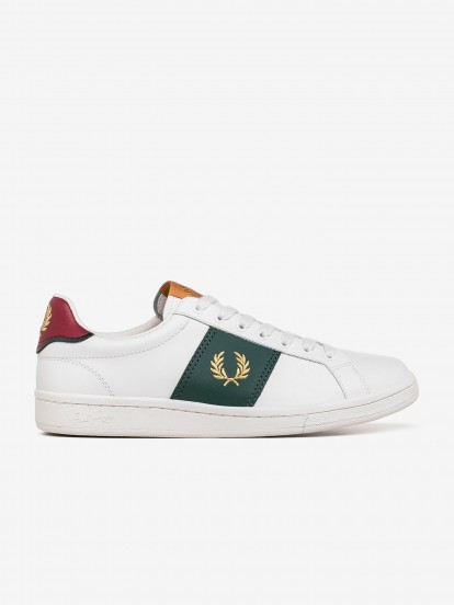 Fred Perry Build Up Sneakers