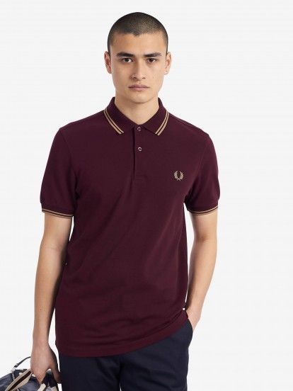 Polo Fred Perry Tonal Panel