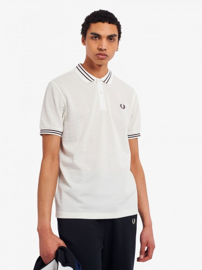 Fred Perry Edward Polo