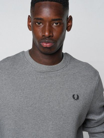 Fred Perry Loopback Sweater