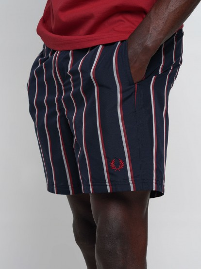 Fred Perry Lined Up Shorts