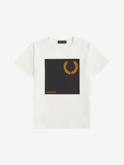 Fred Perry Be Squared T-shirt