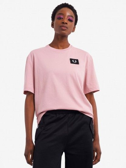 Fred Perry Bianca T-shirt