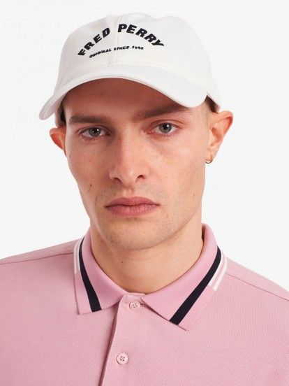 Fred Perry Terry Cap