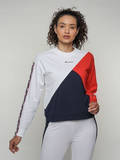 Champion Crossed Out Sweater