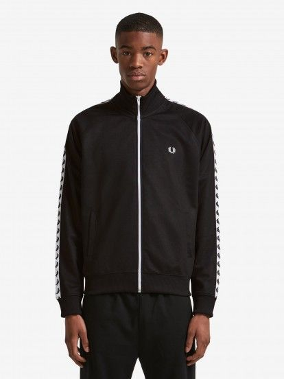Casaco Fred Perry Sports Authentic Taped Track
