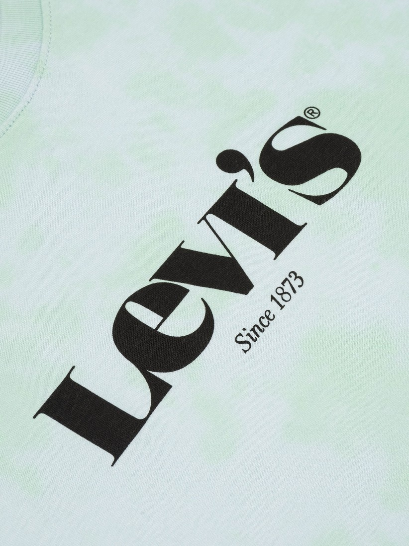 Camiseta Levis Relaxed Fit