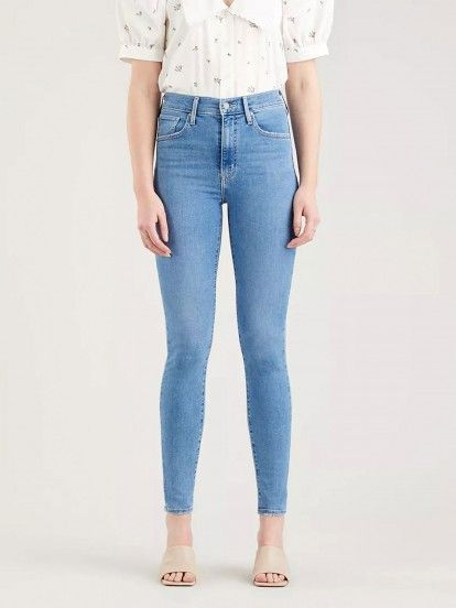 Levis Mile High Super Skinny Trousers