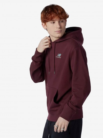 New Balance Essentials Embroidered Sweater