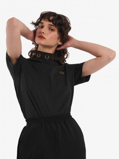 Fred Perry Collared T-shirt