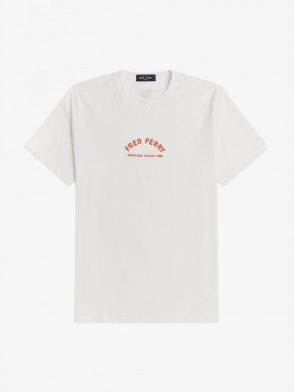 Fred Perry Arched T-shirt