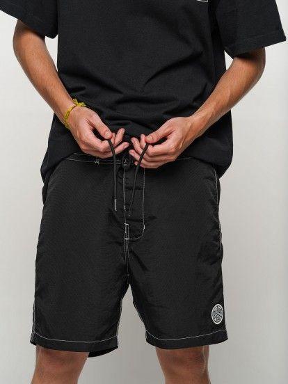 Pantalones Cortos Deus Ex Machina Military