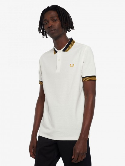 Polo Fred Perry Berry Collar