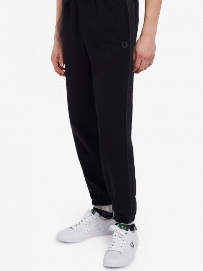 Pantalones Fred Perry Keen