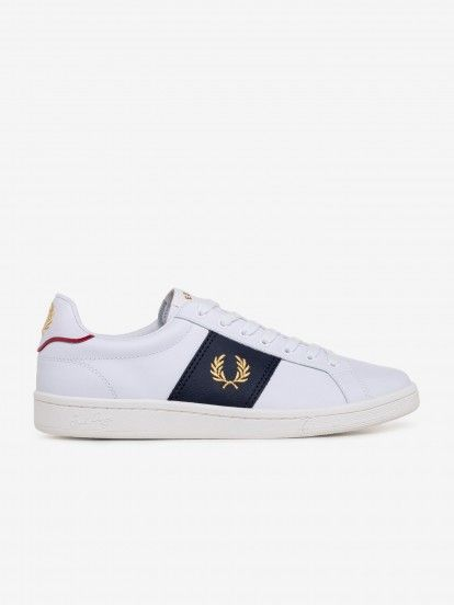 Zapatillas Fred Perry Naval
