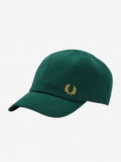 Fred Perry Laurel Embroidery Cap