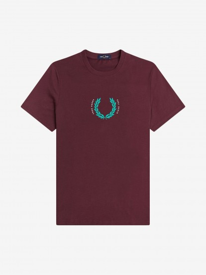 T-shirt Fred Perry All England Club