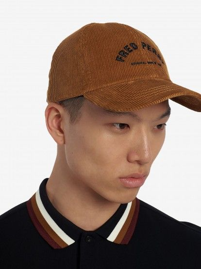 Fred Perry Cordy Cap