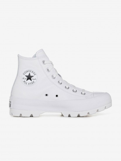 Converse All Star Chuck Taylor Lugged Sneakers
