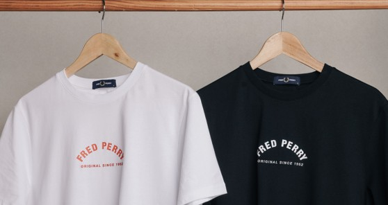 The new Fred Perry collection