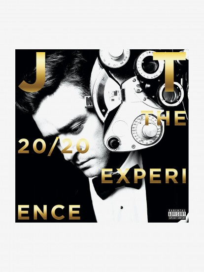 Justin Timberlake -  The 20/20 Experience 2 Of 2 Vinyl Record